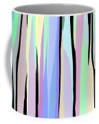 Vertical Coloration Coffee Mug