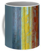 Vertical Interfusion II Coffee Mug