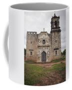 Vertical Mission Facade Coffee Mug