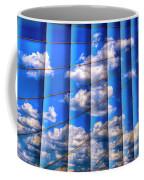Vertical Sky Coffee Mug