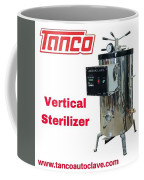 Vertical Sterilizer Coffee Mug