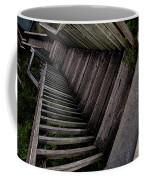 Vertigo - Stairs To The Unknown Coffee Mug