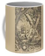 Vertumnus And Pomona, 1605  Coffee Mug