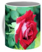 Very Dewy Rose Coffee Mug