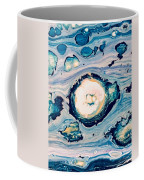 Occator On Ceres In My Eyes Coffee Mug