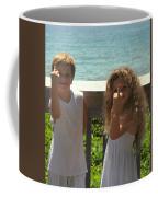 Very Naughty Angels Coffee Mug