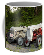 Very Old Ford Tractors Coffee Mug