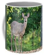 Very Pregnant Doe Coffee Mug