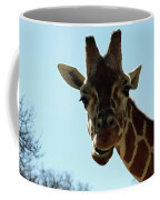 Very Tall Giraffe Coffee Mug