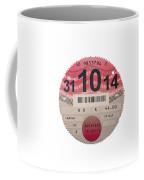 Very Taxing  Coffee Mug