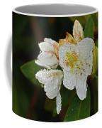 Very Wet Flower Coffee Mug