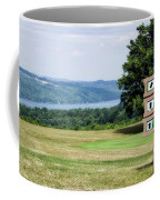Vesper Hills Golf Club Tully New York 1st Tee Signage Coffee Mug