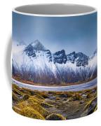 Vestrahorn Photographer Coffee Mug by Mihai Andritoiu
