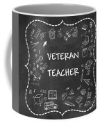 Veteran Teacher Coffee Mug