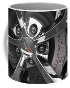 Vette Wheel Coffee Mug