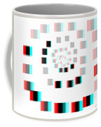 Vexer 2 - Use Red-cyan 3d Glasses Coffee Mug