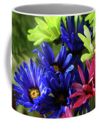 Vibrant Chrysanthemums Coffee Mug