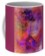 Vibrant Echoes Coffee Mug by John Robert Beck