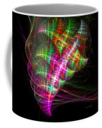 Vibrant Energy Swirls Coffee Mug