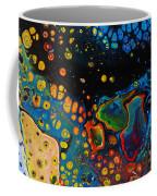 Vibrant Galaxy. Coffee Mug