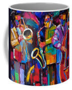 Vibrant Jazz Coffee Mug