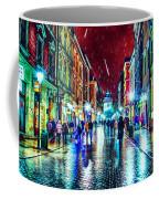 Vibrant Night Life Coffee Mug