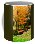 Vibrant October Coffee Mug