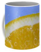 Vibrant Orange Coffee Mug