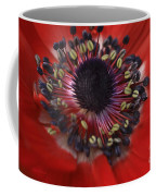 Vibrant Red Coffee Mug