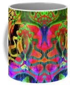 Vibrant Swirls Coffee Mug
