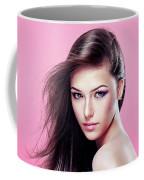 Vibrantc Cream Coffee Mug