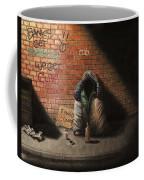 Victim Of Circumstance Coffee Mug