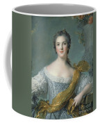 Victoire De France At Fontevrault Coffee Mug