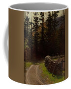Victor Coleman Anderson  1882  1937 Road By The Woods Coffee Mug