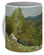 Victor Coleman Anderson  1882  1937  Rocky Uplands 1921 Coffee Mug