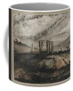 Victor Hugo   Gallows Of Montfaucon   1847 Coffee Mug