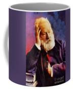 Victor Hugo, Literary Legend Coffee Mug