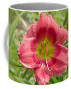 Victoria Grace Daylily Coffee Mug