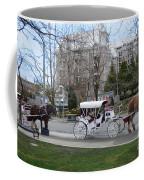 Victoria Horse Carriages Coffee Mug