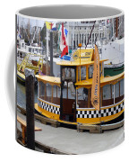 Victoria Water Taxi Coffee Mug