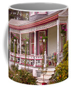 Victorian - Belvidere Nj - The Beauty Of Spring  Coffee Mug by Mike Savad