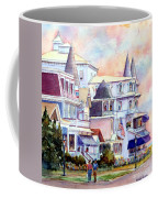 Victorian Cape May New Jersey Coffee Mug