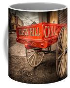 Victorian Cart Coffee Mug by Adrian Evans