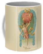 Victorian Cupid Coffee Mug