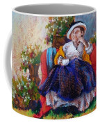 Victorian Tea Time Coffee Mug