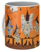 Victoria's Secret Witches Coffee Mug