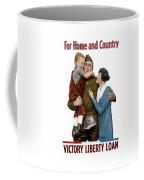 Victory Liberty Loan - World War One  Coffee Mug