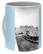 Vienna And The Belvedere Coffee Mug