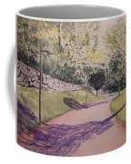 Vienna In Summer Coffee Mug