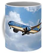Vietnam Airlines Boeing 787 Dreamliner Coffee Mug